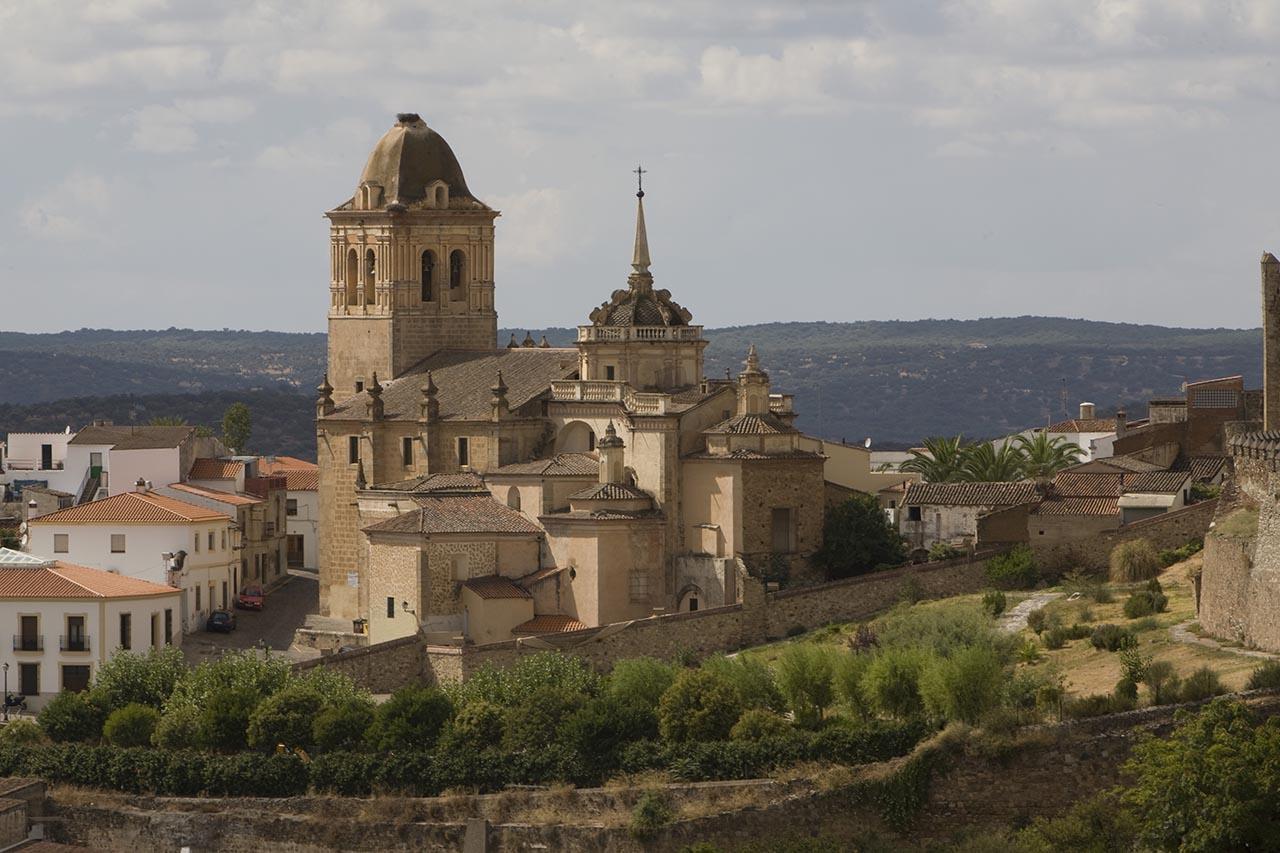 Jerez de los Caballeros - Santa María