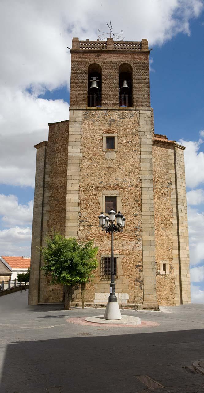 Salvatierra de los Barros - Iglesia San Blas