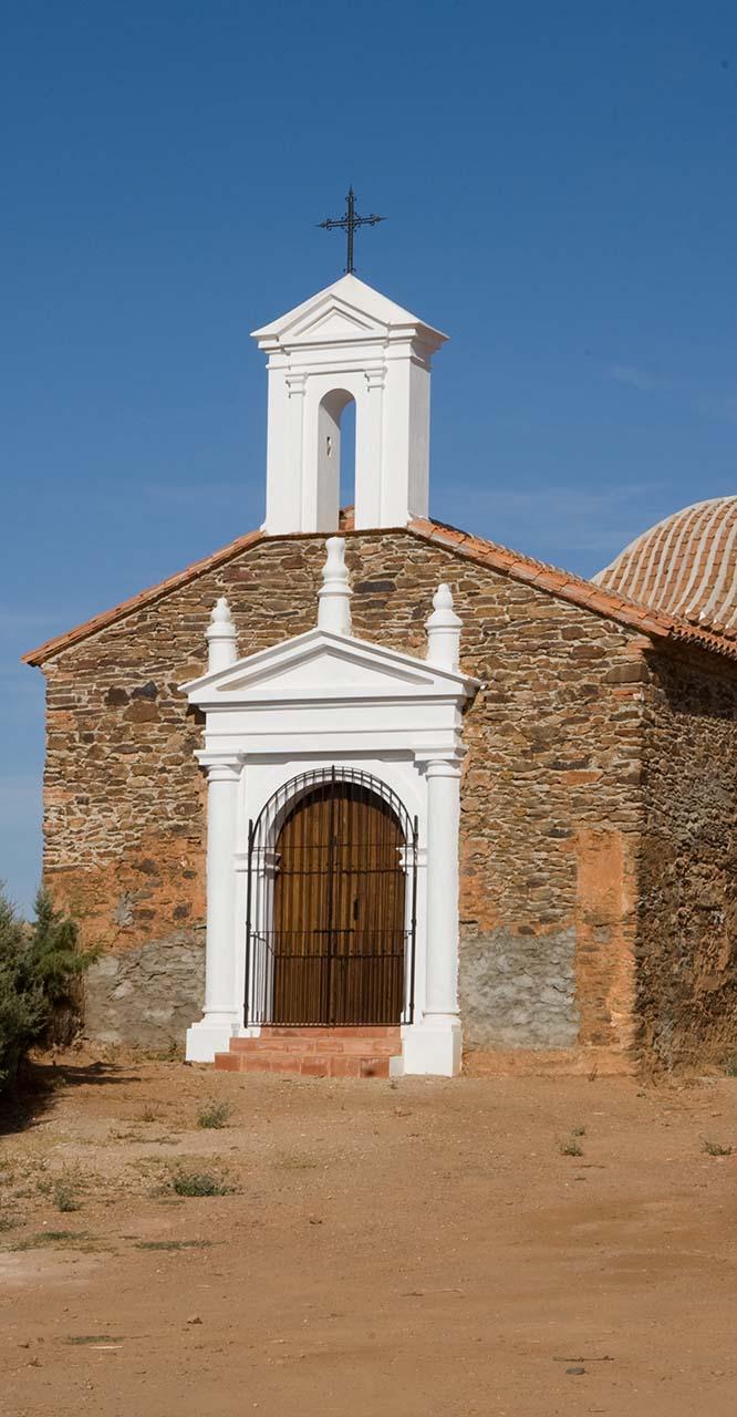 Valencia del Mombuey - Ermita