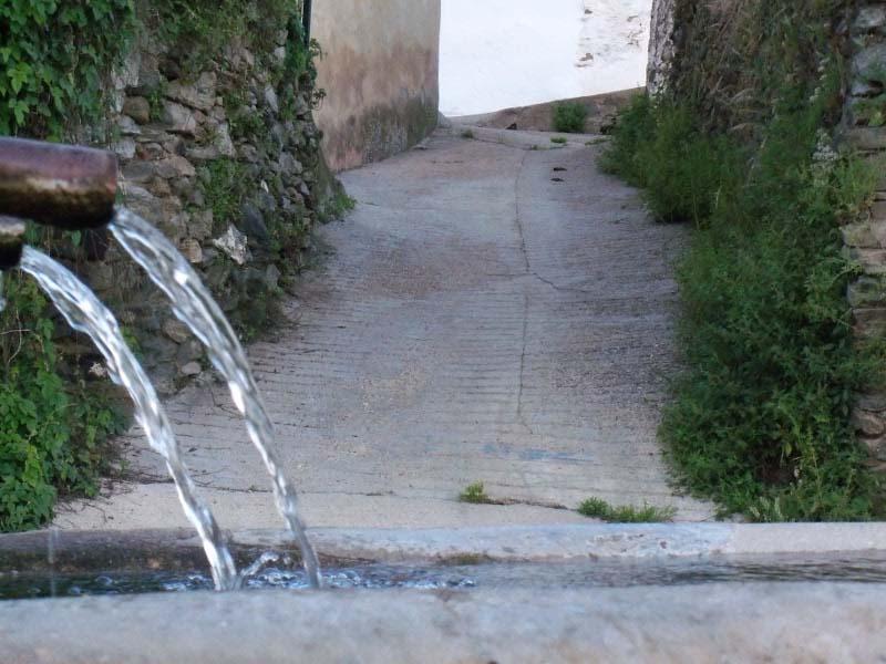 Valle de Matamoros - Fuente Los Barranquitos