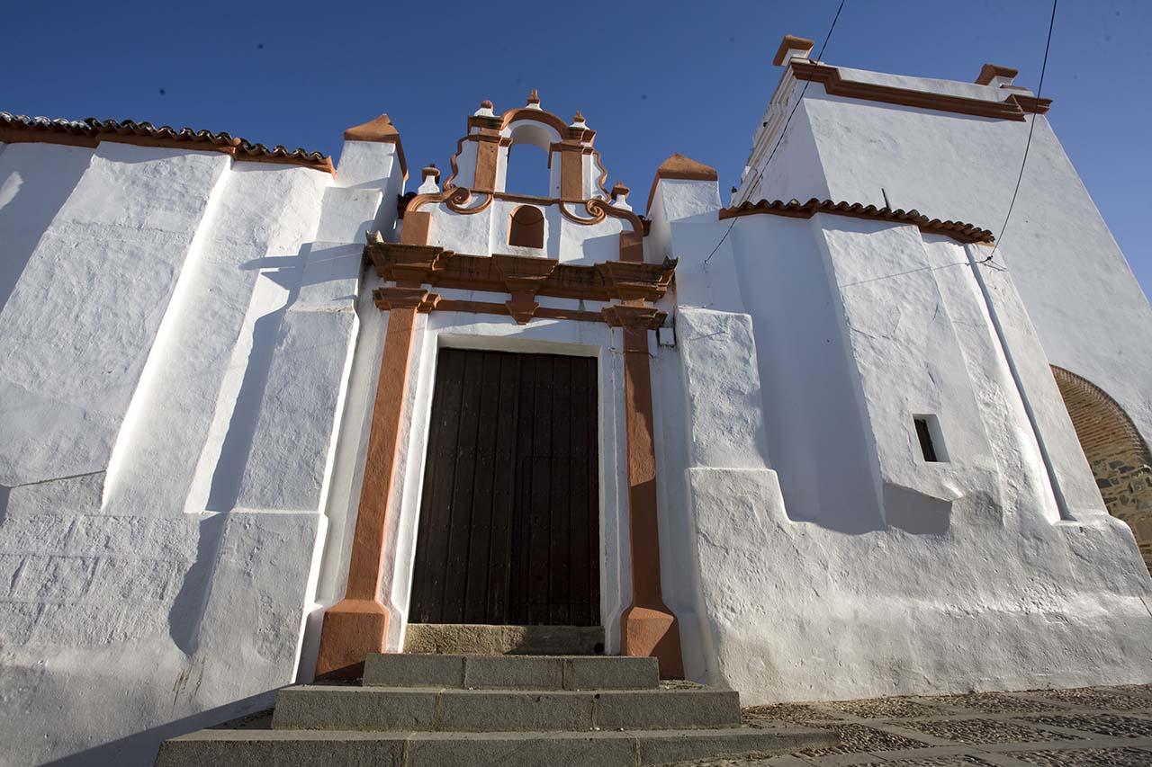 Valle de Matamoros - Iglesia