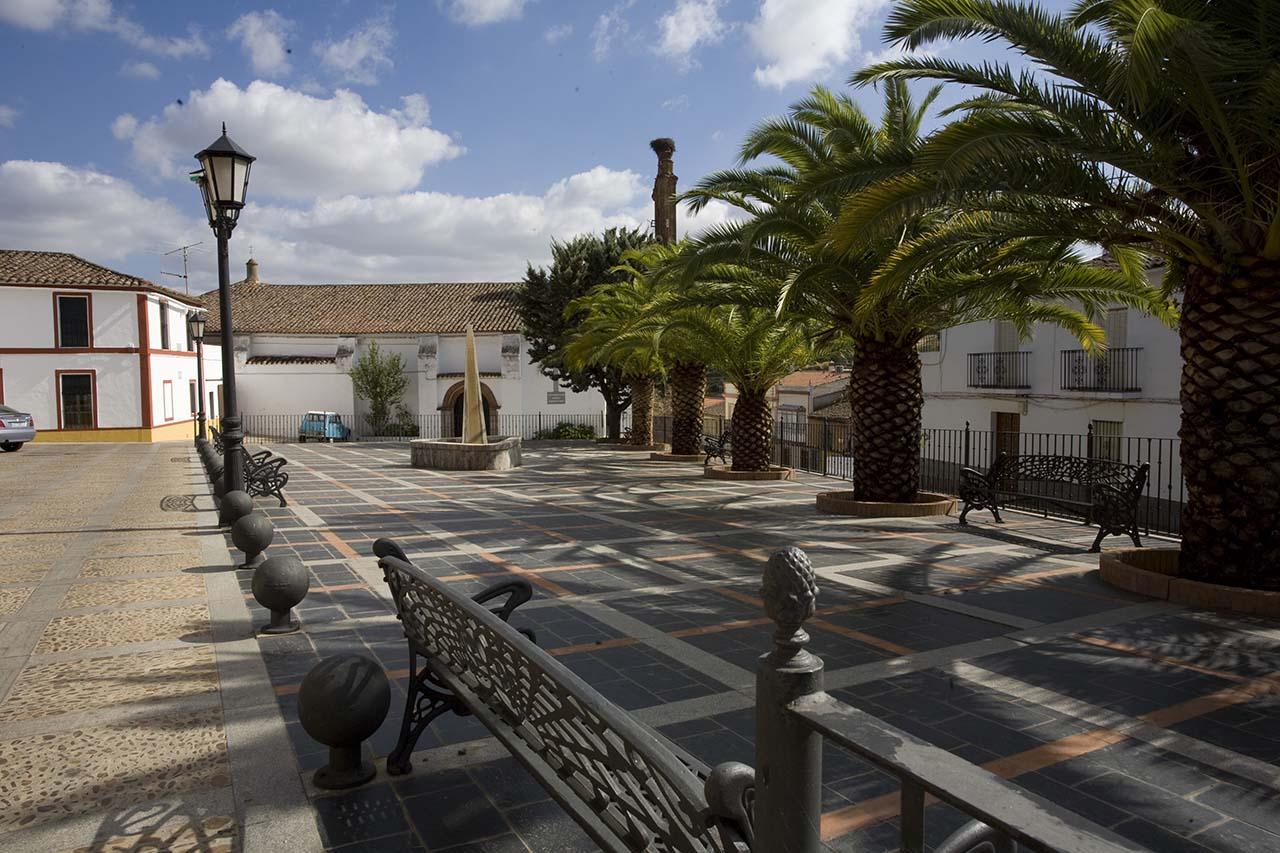Valle de Santa Ana - Plaza