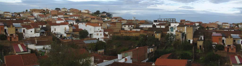 Zahinos - Panoramica