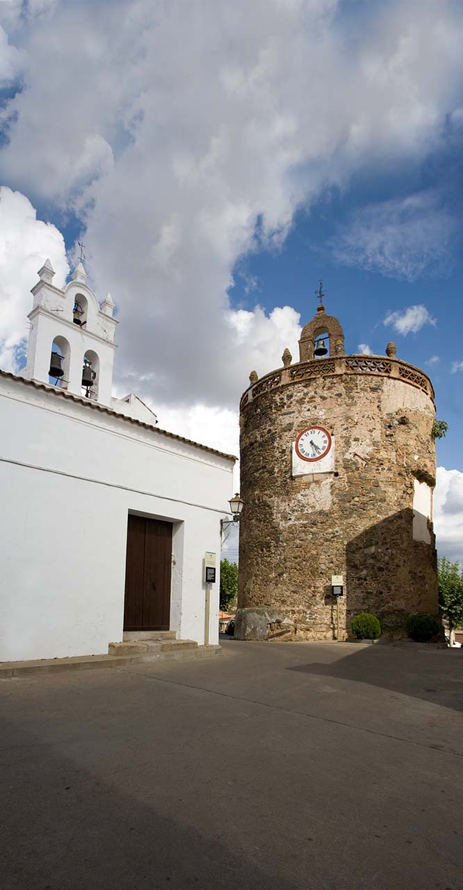 Zahinos - Torreon