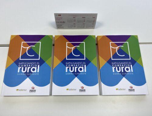 ADERSUR cierra la primera fase del Plan de Impulso del Comercio Rural de Sierra Suroeste