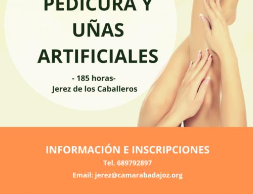 Jerez acoge los cursos gratuitos para jóvenes 'Manicura, pedicura y uñas artificiales' y 'Ayudante de Cocina'