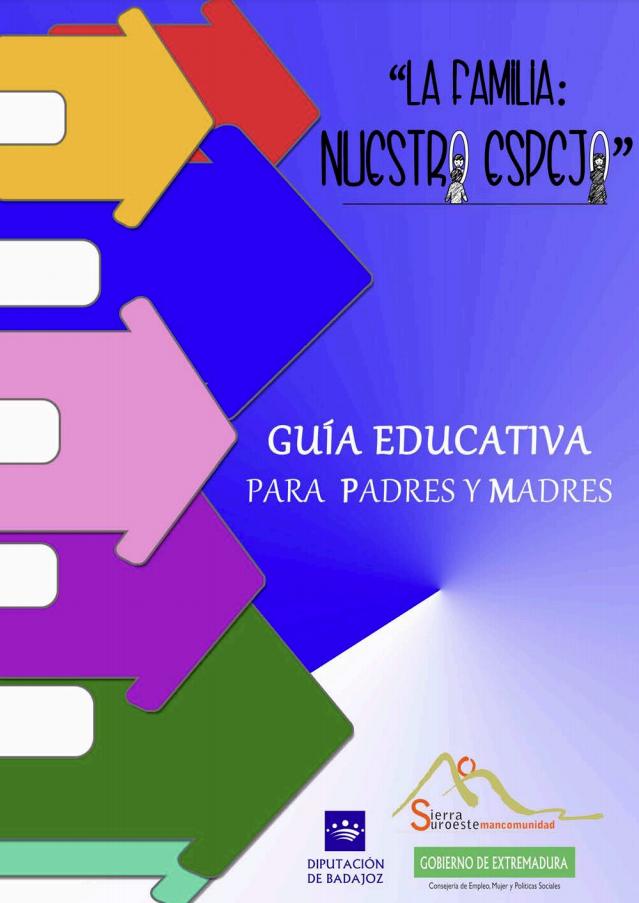 """Guía Educativa para padres y madres """"La familia: Nuestro Espejo"""""""