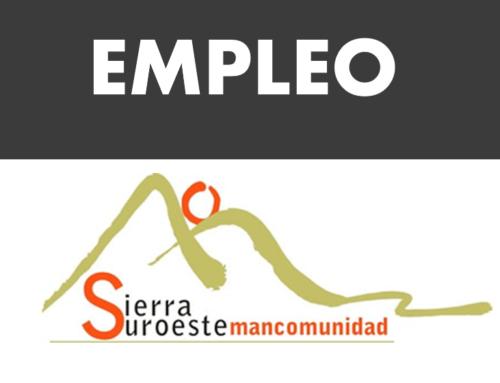 Lista definitiva de demandantes preseleccionados Escuela Profesional Sierra Suroeste IX