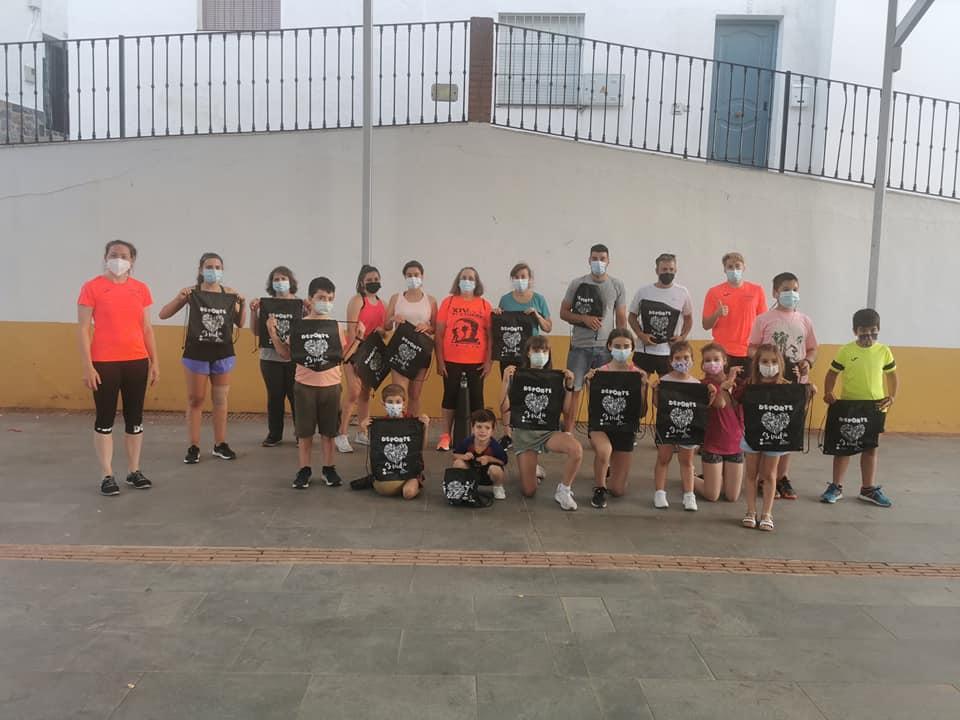 El pasado miércoles se realizó el acto de clausura de la Escuela Municipal de Deportes de Valle de Matamoros