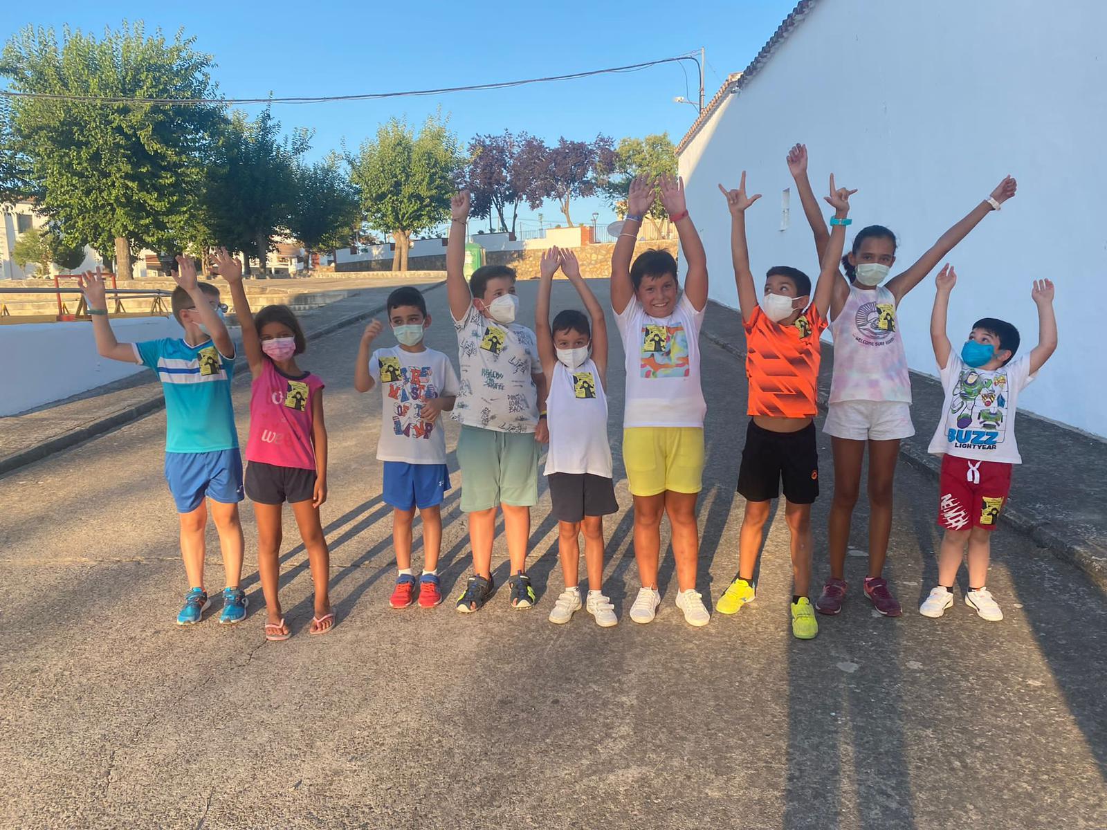 Esta semana han comenzado las actividades del programa 'Diviértete Extremadura' en las pedanías de Jerez