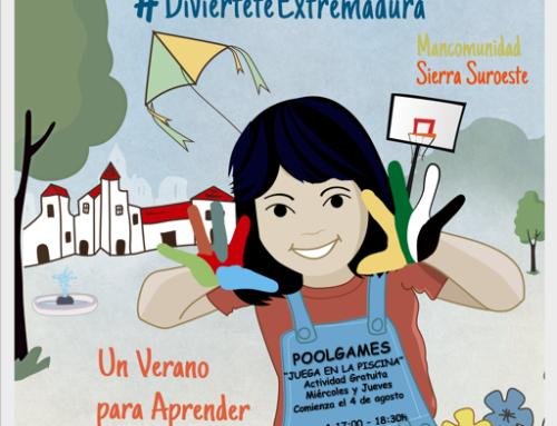 El miércoles 4 de agosto comienza el programa 'Diviértete Extremadura' en Oliva de la Frontera