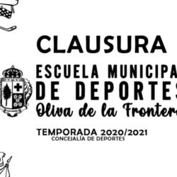 Esta semana se han clausurado las diferente modalidades de la Escuela Municipal de Deporte de Oliva de la Frontera