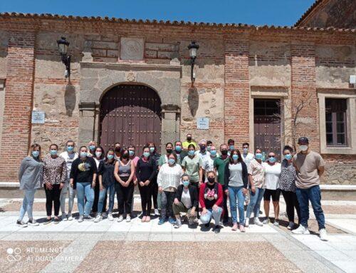 El Centro Mancomunado de Consumo imparte un módulo de Sensibilización Medioambiental en la Escuela Profesional Higuera-Jerez II