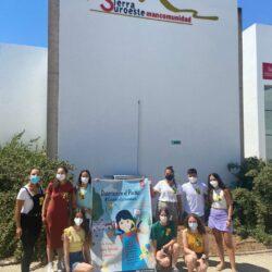 Con la incorporación de los monitores arranca el programa 'Diviértete Extremadura 2021' en la Mancomunidad