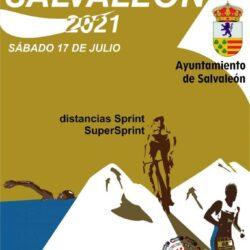 Mañana se desarrollará el X Triatlón Salvaleón 202, incluido en el Circuito EUROACE SPORT