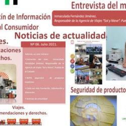 Boletín digital de información al consumidor correspondiente al mes de julio 2021 — COPIA