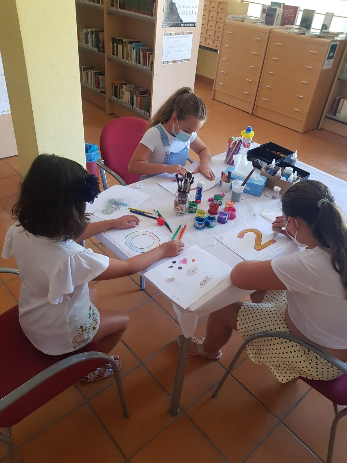 La pasada semana comenzaron las actividades del programa 'Diviértete Extremadura' en Salvaleón