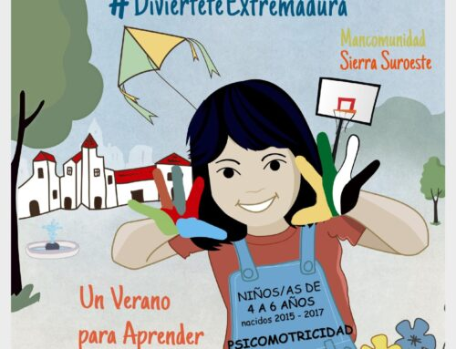 Con 'Diviértete Extremadura', los lunes, miércoles y viernes de verano, en Valle de Santa Ana se impartirá la actividad de psicomotricidad