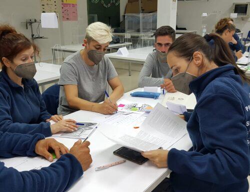 La especialidad de 'Auxiliar de Mantenimiento' pone en marcha el Proyecto de Aprendizaje-Servicio